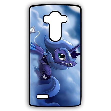 [My Little Pony Modern Black Snap On Cases for LG G4] (Peter Pan Cast Costumes)