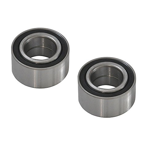 DRIVESTAR 513241x2 (Pair) Front Left & Right Wheel Hub Bearings for Acura Integra Honda Prelude