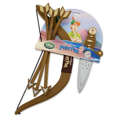 Disney Peter Pan Costume Accessories Set -- 5-Pc.