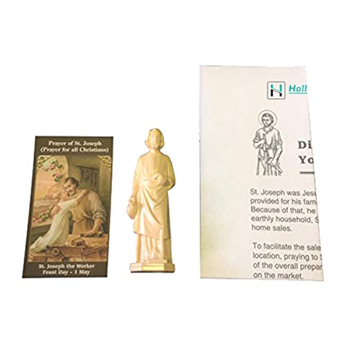 St. Joseph Home Selling Kit (St Joseph Prayer To Sell My House)