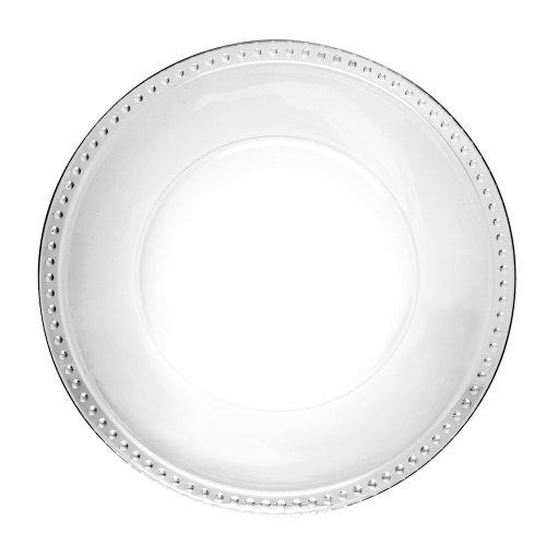 Hocking Anchor Platter (Anchor Hocking 86334 13 Inch Diameter x 1-1/8 Inch Height Modern Swedish Platter (Case of 6))