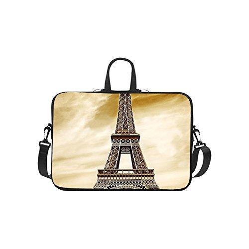 "Custom Eiffel-tower Classic Durable Sleevefor 11"" 11.6"" Lapt"