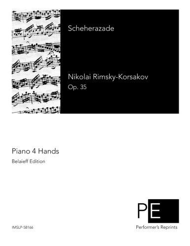 Scheherazade  [Rimsky-Korsakov, Nikolay] (Tapa Blanda)