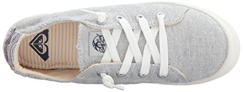 Roxy Women's Rory Fashion Sneaker Shoe Gray Ash YGyGEYw3WZ