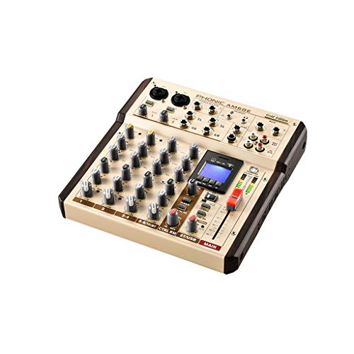 Phonic USB Mixer, 6 Channels (AM6GE)