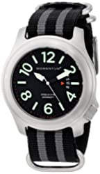 Momentum by St Moritz watch corp Steelix Field Watch