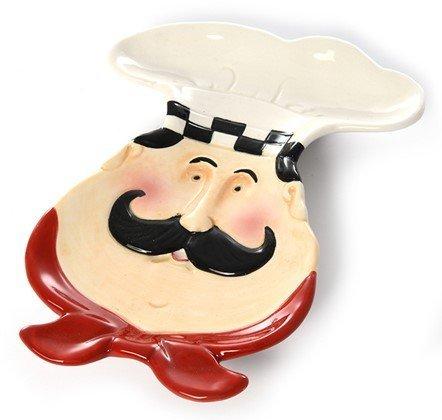 Fat Chef Kitchen Plate