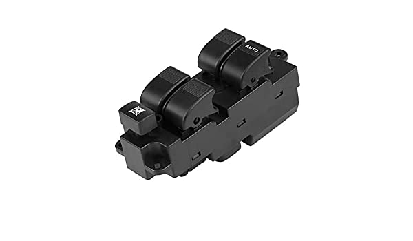 AB39-14540-AB Right Hand Driver Side KIMISS Electric Window Lift Switch Power Master Window Switch for PC//T6 2012-2018 4 Doors and BT50 Pro 2012-2018 4 Doors