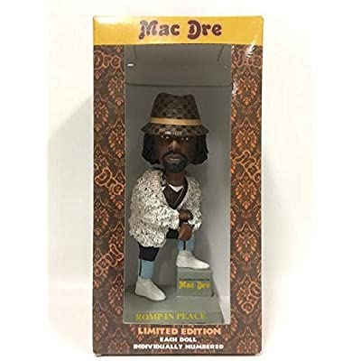 Thizz Ent. Bobble Head Romp in Peace: Mac Dre: Toys & Games