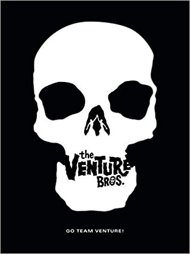 4119c178853d Go Team Venture!  The Art and Making of The Venture Bros.  Cartoon Network