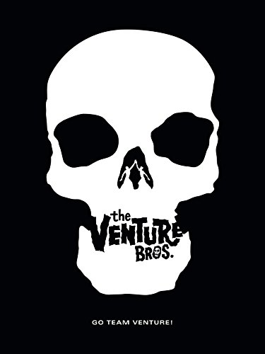 Go Team Venture!: The Art and Making of The Venture Bros.]()