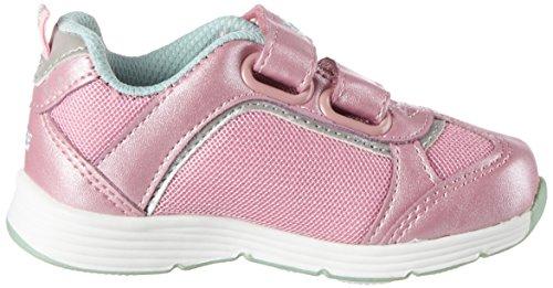 Lico starshine V, Zapatillas Para Niñas Pink (ROSA/TUERKIS/SILBER)