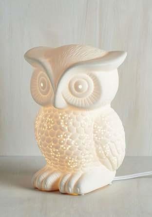 Dorm Decor Nocturn-owl Lifestyle Lamp by ModCloth