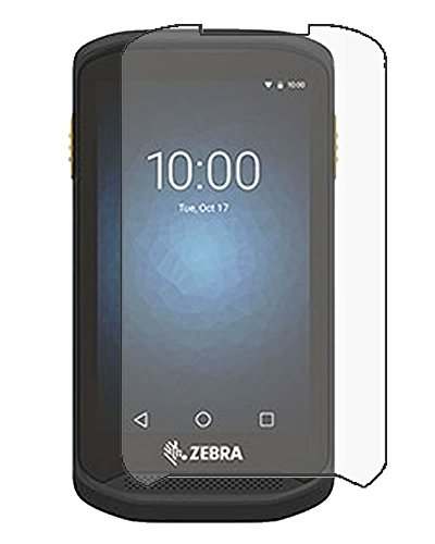 - Zebra TC20 / TC25 Series Handheld Mobile Computer Screen Protector 6 Units Invisible Guard Free Lifetime Replacement Warranty HD Clear Bubble -Free Screen Cover by IPG (Anti Glare)
