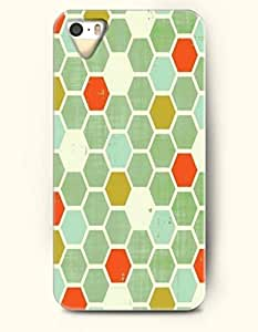 iPhone 5/5S Case, SevenArc Phone Cover Series for Apple iPhone 5 5S Case (DOESN'T FIT iPhone 5C)-- Multi-Colored...