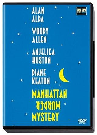 Manhattan Murder Mystery Amazonde Alan Alda Anjelica Huston - Minecraft murderer jetzt spielen