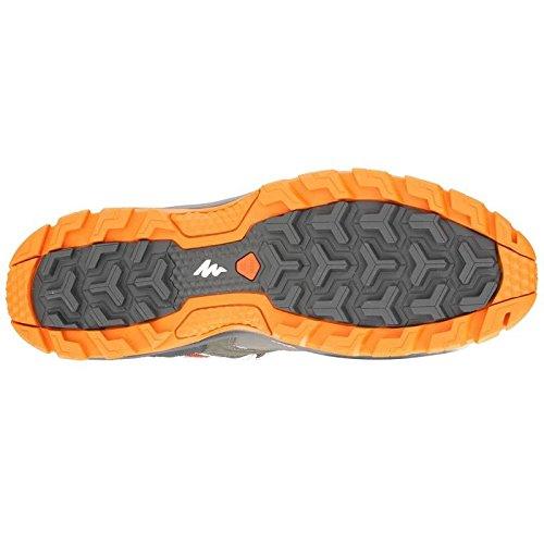 ec49edc9d24 Quechua Forclaz 100 Mid WTP Shoes  Amazon.in  Shoes   Handbags