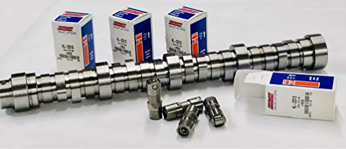 Elgin Camshaft & Lifters & Cam BearingsKit compatible with 2003-2010 6.0L 32V Ford Diesel (Cam & Lifters & Cam Brgs)