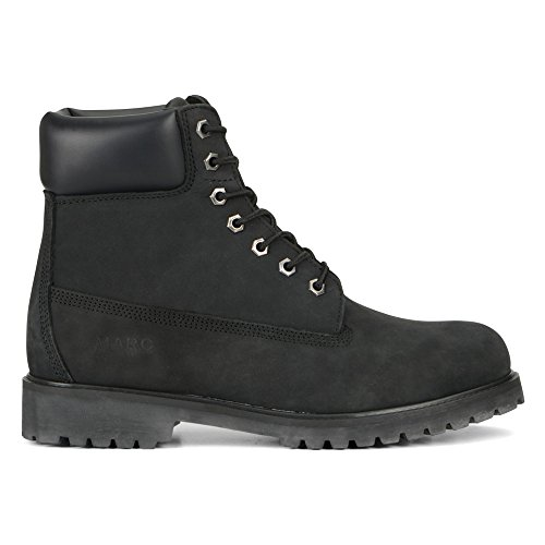 upshaw Marc New Mens York Black Winter by Andrew Boot Marc nwgqCYxTZT