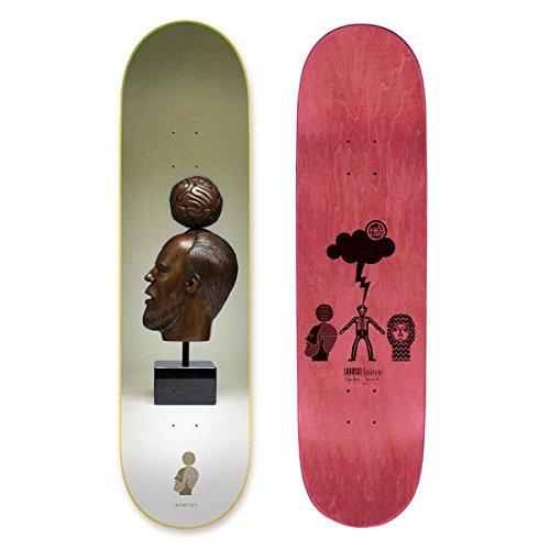 Habitat Skateboards Stefan Sculpture Series–HE Thought Il A été Sirius–8.0, assortis, 8