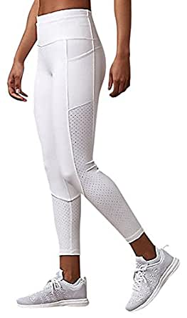 Amazon.com: Lululemon Mind Over Miles Tight (White, 10