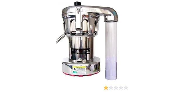 Amazon.com: Nutrifaster N450 Juicer - 1 Week Lead Time: Industrial & Scientific