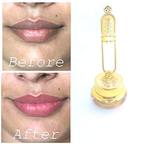Luxury lip lightening for dark lips,lip exfoliator and moisturizer,Lip Scrub,Lip Care, Lip Balm,lip plumper lip gloss