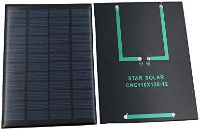 Zonnepaneel 1pc Zonnepaneel Portable Mini Module Panel System for DIY Solar Lamp Battery Toys telefoon oplader Solar Cells ZHQHYQHHX