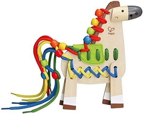 Poney À Lacer E1016 Loisirs Créatifs Hape