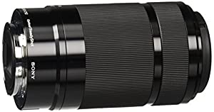 Sony E 55-210mm F4.5-6.3 Lens for Sony E-Mount Cameras