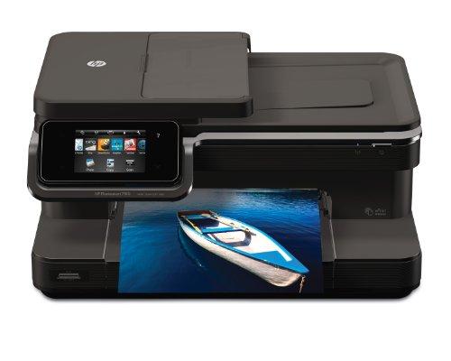 HP Photosmart 7510 e-All-in-One Multifunktionsgerät (Scanner, Kopierer, Drucker und Fax)