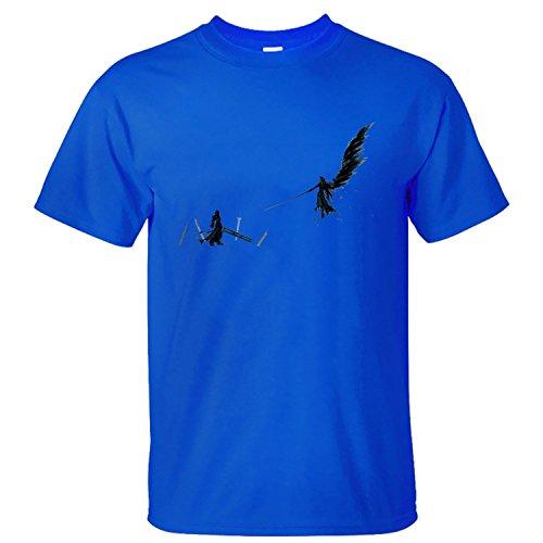 Price comparison product image XTOTO Men's Final Fantasy Cool T-shirts blue XXL