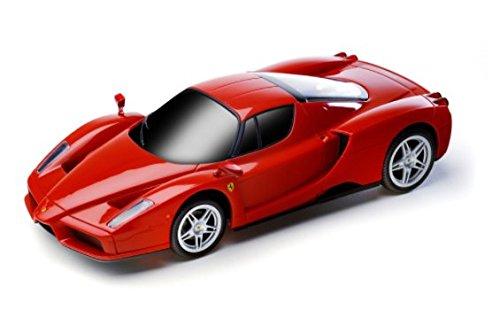 Silverlit RC Ferrari Enzo - Ferrari California Vehicle (1:50 Scale), Red