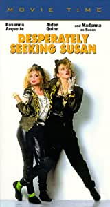 Desperately Seeking Susan [VHS]