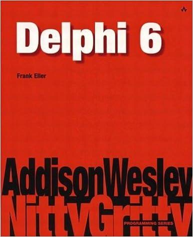 Ebook Como Descargar Libros Nitty Gritty Delphi 6 Formato PDF Kindle