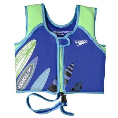 Speedo Boys Swim Vest - M Size Age 2 - 4, Weight 33 - 45lb