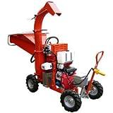 Triturador térmico caravaggi Bio 230 H SN – Honda gx620es Pro – diámetro 12 cm –