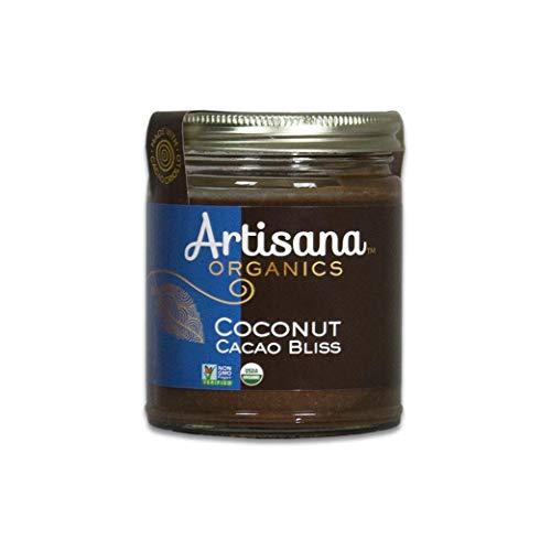 Farms Blueberry Fruit Spread - Artisana Organics Coconut Cacao Bliss Spread, 8 oz