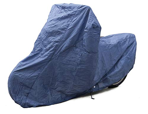 Universal X-Large Weatherproof Bike Cover for Most 1000cc Under Motorcycles