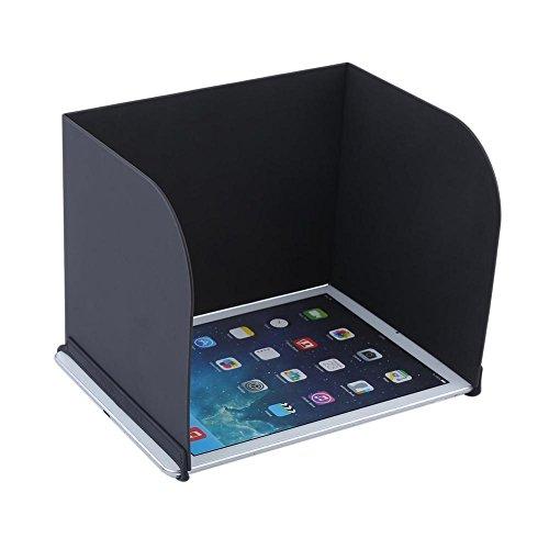 10.5inch Monitor Sunhood, Foldable Phone iPad Tablet Sun Hood Cover Sunshade for DJI Mavic Pro / Inspire / Phantom / M600 /OSMO (Galaxie Hood)
