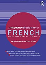 Read A Frequency Dictionary of French: Core Vocabulary for Learners (Routledge Frequency Dictionaries) D.O.C