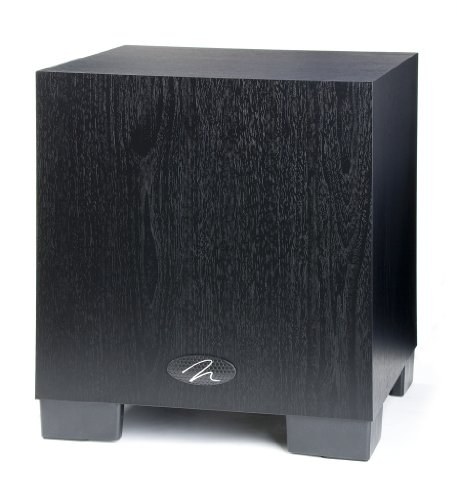 MartinLogan Dynamo 300 Home Theater and Stereo Subwoofer 10