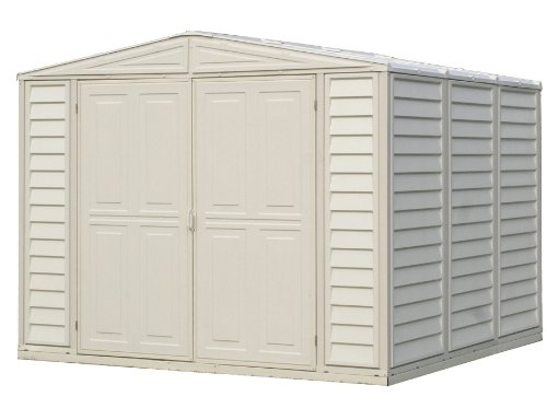Cheap Duramax 00384 Dura Mate Shed with Foundation, 8 by 8-Inch