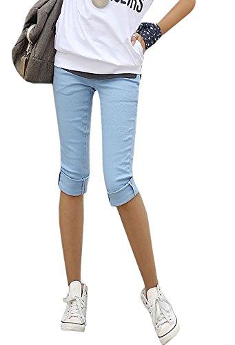 Ybenlover Blau Jeans Jeans Donna Donna Blau Ybenlover PHvaPq