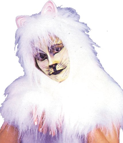 Rubie's Costume Co Cats Accessory Pak Costume, White,