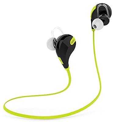 Venstone Bluetooth 4.1 Sport Headphone Wireless Bluetooth Earphone With Mic Bluetooth Sports Earbuds For iPhone 6,6Plus, 5S 5C 5 4S 4, iPods,HTC One,One mini, One mini 2,iPad Mini, Samsung Galaxy Note 3, Note 2, S5 S4, S3, S2,LG Optimus,LG G3,G2,MOTO X,Mo