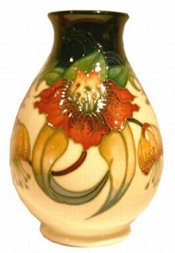 Moorcroft Pottery - Anna Lily Vase 7/7: Amazon co uk