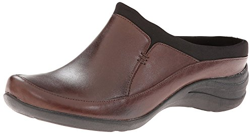 Dark Hush 41 Clog UK Brown Epic Women'S Leather EU Puppies 7 qIBIwP1x6