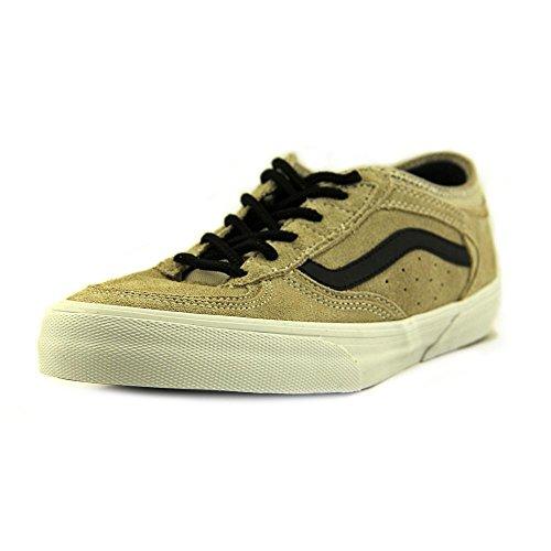 Vans Rowley Pro Men's Classic Skate Shoe (Taupe - Size 7.5) -