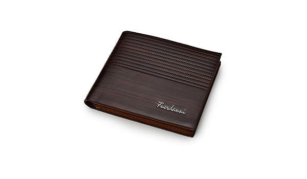 Amazon.com: PU Leather Credit Card Case Wallet Pocket Money ...
